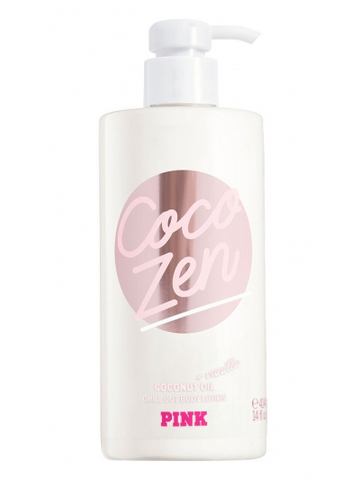 Увлажняющий лосьон Victoria's Secret PINK COCO ZEN VANILLA BODY LOTION