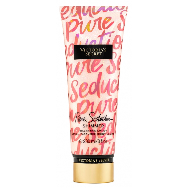 Парфюмированный Лосьон с блёсточками Victoria's Secret Shimmer Fragrance Lotion