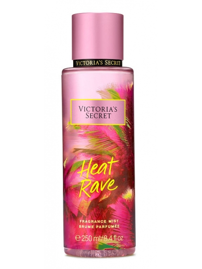 Спрей для Тела Victoria's Secret Hot Summer Nights Fragrance Mists. Heat Rave