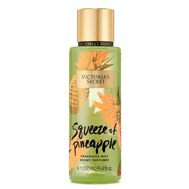 Спрей для Тела Victoria's Secret Juiced Fragrance Mist. Squeeze Of Pineapple