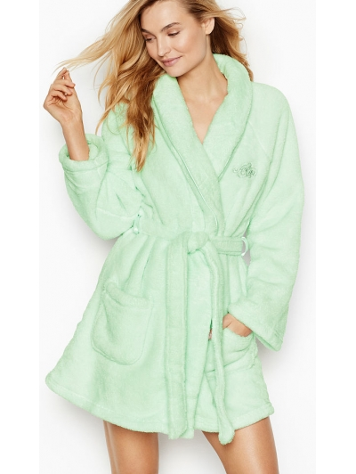 Халат Victoria's Secret Cozy Plush Short Robe