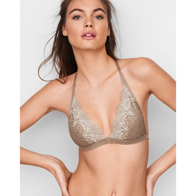 Бралеттка  Victoria's Secret Front-close Bralette