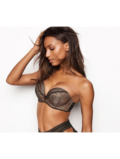 Комплект Victoria's Secret  Add-2-Cups Multi-Way Push-Up & Cheeky Panty