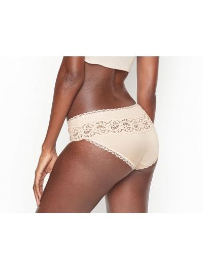 Кружевные трусики Lace-detail Bikini Panty