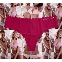 БЕСШОВНЫЕ ТРУСИКИ VICTORIA'S SECRET No Show Thong Panty