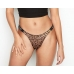 Трусики-бразилианы Виктория Сикрет Very Sexy Shine Strap Brazilian Panty
