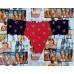 ТРУСИКИ СТРИНГИ ОТ Victoria's Secret PINK Super Soft Lace Trim Thong