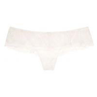 БАРХАТНЫЕ ТРУСИКИ Victoria's Secret  Crushed Velvet Hipster Thong Panty