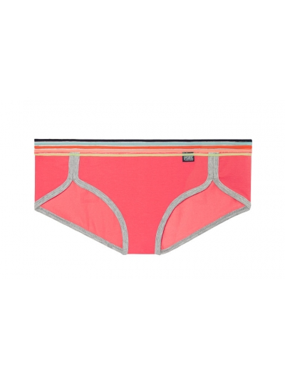 Трусики Victoria's Secret Cotton Bold Logo Cheeky Panty