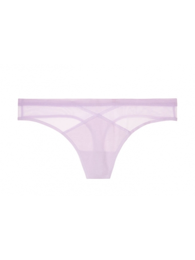 ТРУСИКИ СТРИНГИ ОТ Victoria's Secret PINK Super Soft Lace Mesh Thong