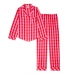 Пижамка Victoria's Secret Cotton Printed Flannel PJ Set