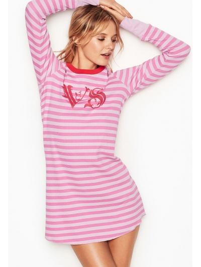 Ночная сорочка Victoria's Secret  Fireside Sleepshirt