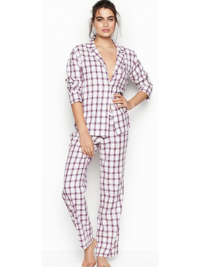 Пижамка Victoria's Secret  The Flannel PJ