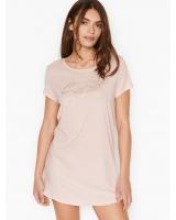 Ночная рубашка Victoria's Secret Scoopneck Sleepshirt, Pink