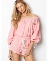Ромпер Victoria's Secret  Lightweight Off-the-shoulder Romper