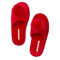Тапочки Victoria's Secret Pom-pom Slipper