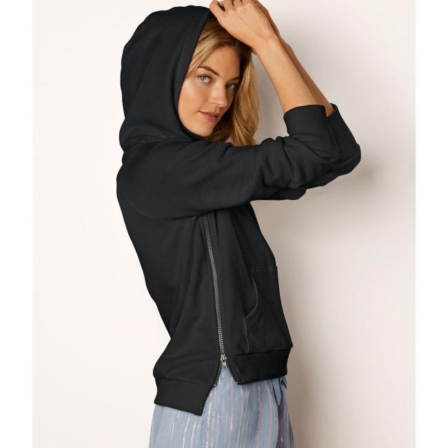 Толстовка с капюшоном на флисе Victoria's Secret  Logo Hoodie
