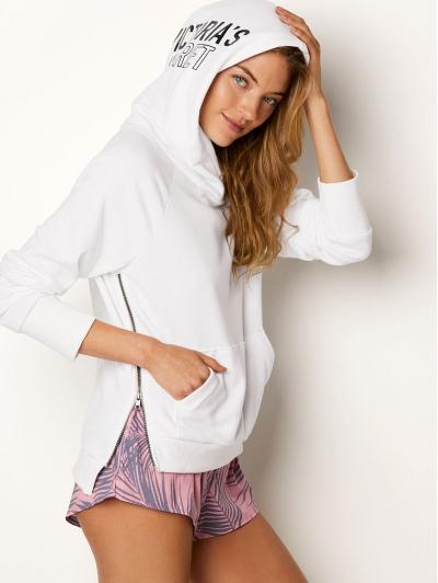 Костюм на флисе Victoria's Secret  Logo Hoodie & Jogger