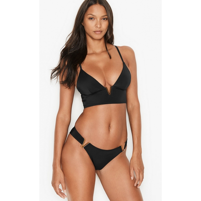 Купальник Victoria's Secret Monaco V-Hardware Swim