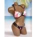 Купальник Victoria's Secret Pink Push-Up Triangle Top & Strappy Bikini
