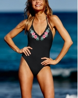 Купальник Victoria's Secret PINK Plunge One-Piece
