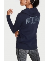 Толстовка Victoria's Secret Lightweight Fleece Zip Hoodie