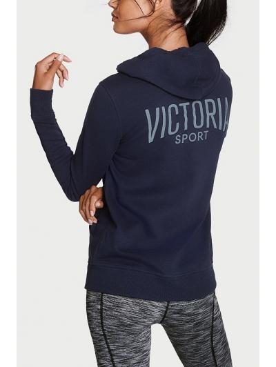 Толстовка Victoria's Secret Lightweight Fleece Zip Hoodie