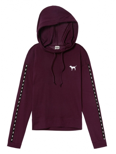 Толстовка  Perfect Funnel Neck Hoodie Tee