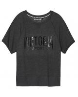 Спортивная Футболка Short-sleeve Sweatshirt Grey