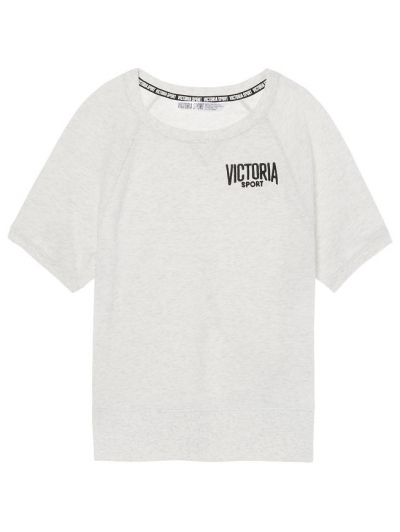 Спортивная Футболка Short-sleeve Sweatshirt White