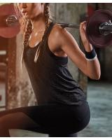 Спортивная майка Victoria's Secret Burnout Tank
